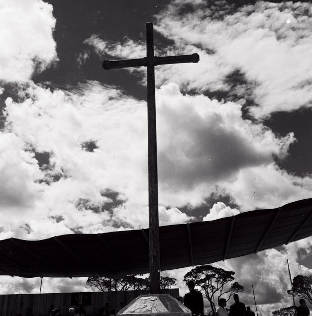 1ª Missa em Brasília- Geraldo Vieira